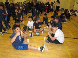 Great School Spirit @ St. Anthony Feast Day